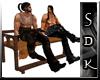#SDK# D Medieval Couche