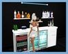 White Drinks Bar