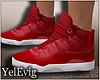 [Y] Red tennis F