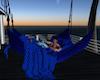 BLK/Blu Swing Bed