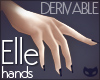 [SIN] Der. Elle Nails