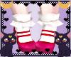 FOX Pink school heels