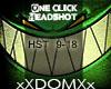 One click headshot pt2