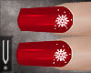 -V- Christmas Nails