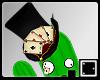 ` Cactus Gambler Hat