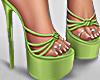 Summer Lime Heels