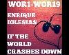 Enrique if the World Cr