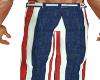 U S Of A Pants