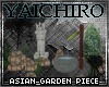Asian Garden Piece
