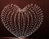 Deco Heart Crystal