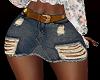 FG~ Sexy Jeans Skirt RLL