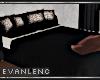 .LAVISH BED W POSES.