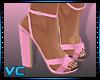 Spring Pink Sandles