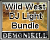 Western DJ Light Set