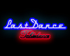 LastDance neon sign