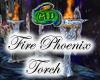 Fire Phoenix Torch