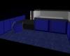 Blue L Room