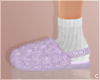 !© Slumber Shoes Purple