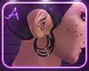 Å Rose *Earrings