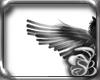Blk-UNICORN wings