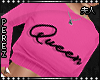 Queen Pink Sweater