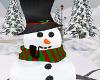 Huggable Snowman