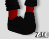 [zuv] sneakers socks