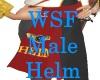 Helm station sash male