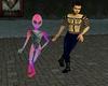 [JD] Dancing Pink Alien