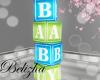 BABY BOY CUBES