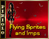 Flying Imps & Sprites