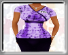 !SSS! Purple Scrubs XXL