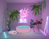 Flamingo Pool Room