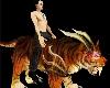 Mountable Tiger