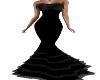 Venice Black Gown