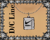 Dog Tag & Chain