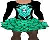Mera Kids Dress Green