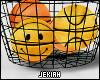 Basket of Balls