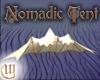 Nomadic Tent - natural