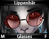 Lippenbär Heart Glasses