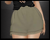 [DI] Green Lace Shorts