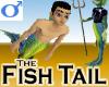 Fish Tail -Mens v1b