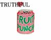~TRH~FRUIT PUNCH SODA