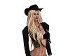 Blonde Hat Hair 10