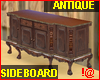 !@ Antique sideboard