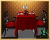 Candel lght dinner Table