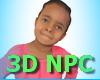 Jamila 3D npc PRO KID