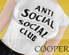 !A antisocial shirt