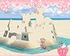 ! Sand Castle V2 Kid Toy