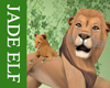 [JE] Lion and Cub
